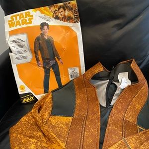 Adult Star Wars Han Solo size Large costume